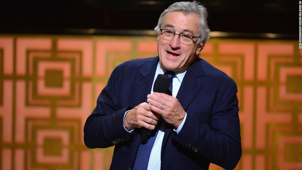Robert De Niro, 71, has spent decades in the movie industry to much acclaim.