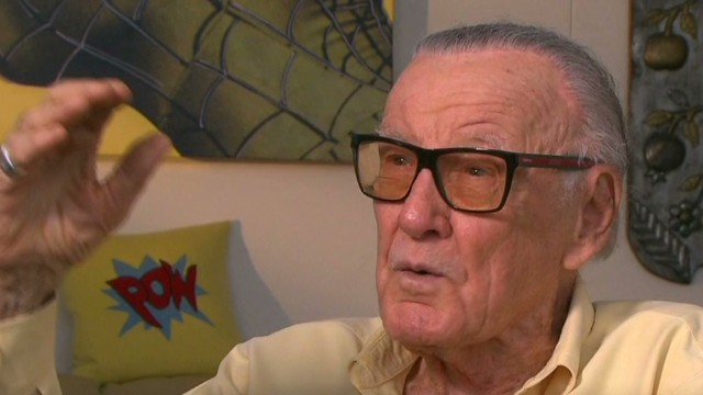 At 91, Stan Lee keeps looking to grow
