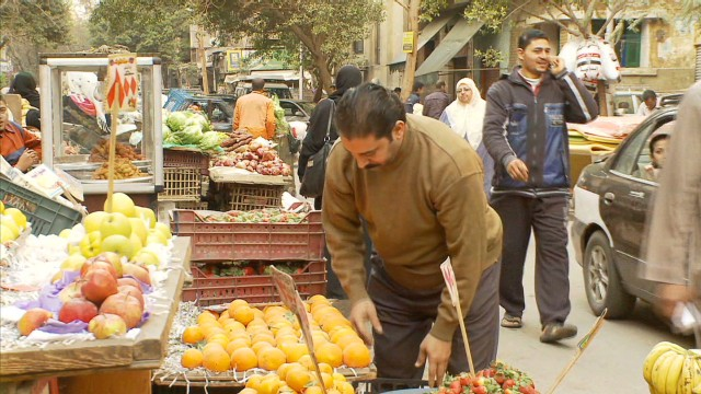 Who can fix Egypt's economy?