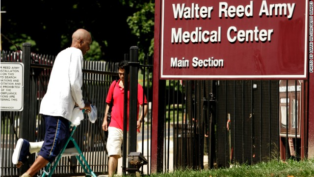 Walter Reed Army Medical Center was consolidated with another facility in 2005 and renamed Walter Reed National Medical Center.