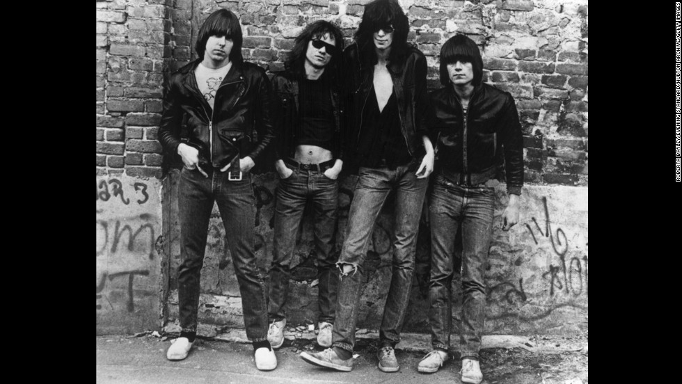 The Ramones played their first show in 1974, helping pave the way for the punk/New Wave movement that produced Blondie, Talking Heads and Patti Smith. In August, not far into their career, they played CBGB for the first time and soon became regulars.