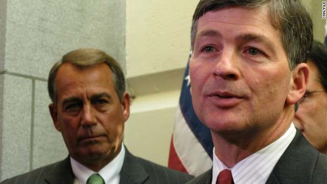 House GOP conservatives have been critical of John Boehner's leadership and are floating Texas Rep. Jeb Hensarling as a possible replacement.