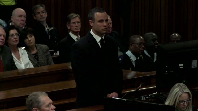 Exam: Pistorius in right state of mind