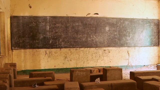 Empty Nigerian Schools