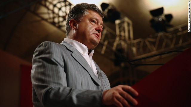 Billionaire declares victory in Ukraine