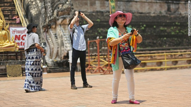 On China: Winning the Chinese tourists