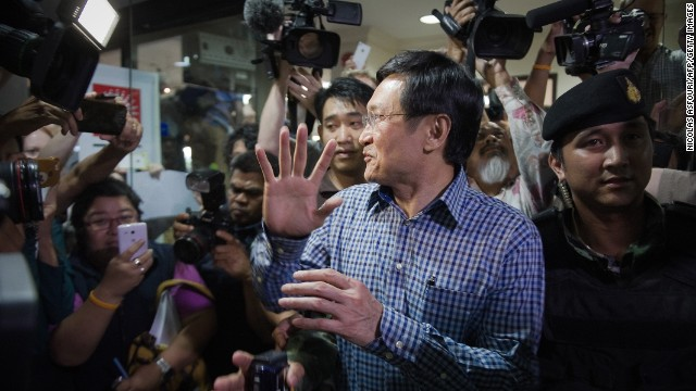 Former Thai education minister arrested