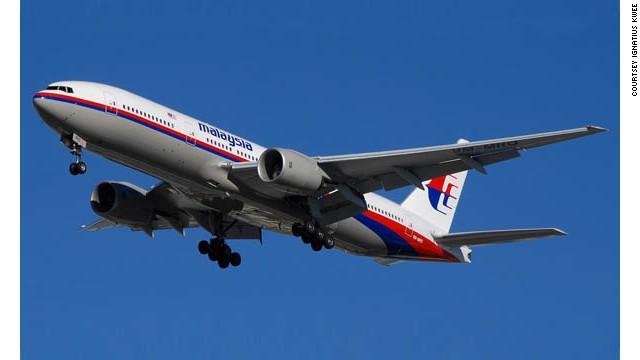Exclusive: MH370 satellite data released