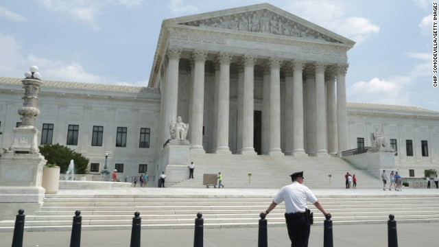Supreme Court gives blow to unions