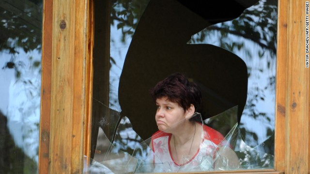 Ukraine to Russia: Stop feeding terrorism