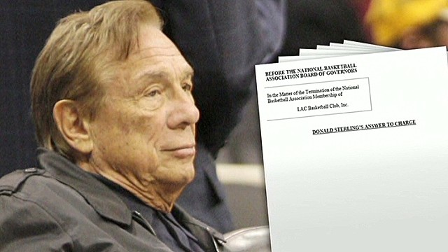 Sterling to NBA: Your vote is a 'sham'