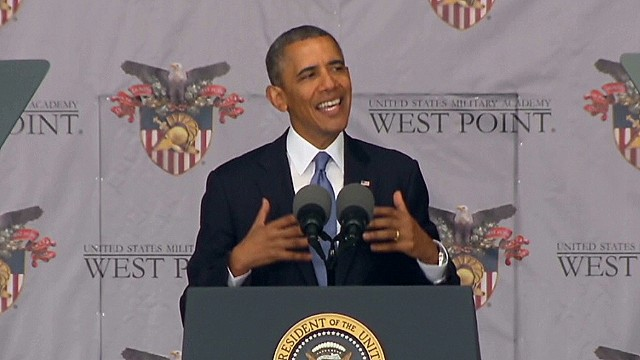 Obama: Military force used if necessary
