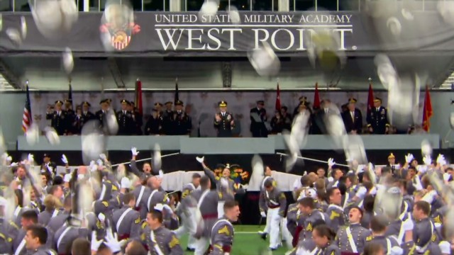 Obama's speech at West Point