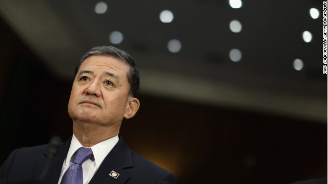 The journey to Shinseki's resignation