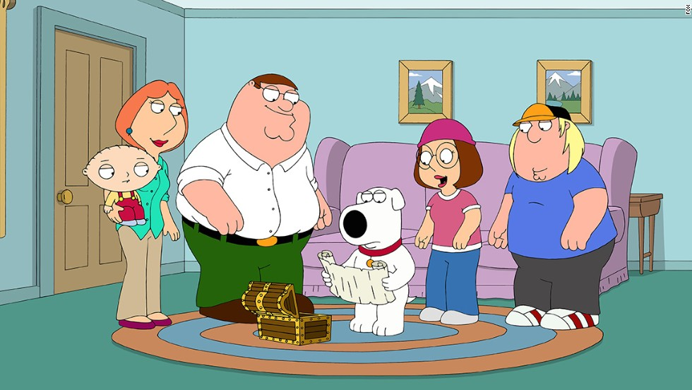 "Of course, MacFarlane is best known as the creator and  many voices behind ""Family Guy,"" including the father, Peter and semi-evil baby Stewie."