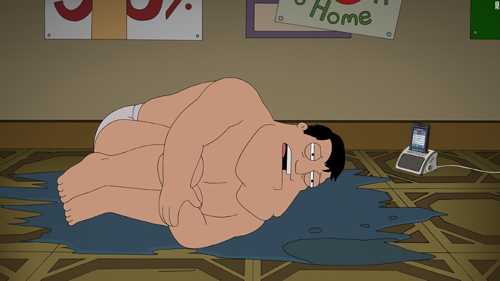 """""""American Dad"""" is another animated Fox series from MacFarlane."""