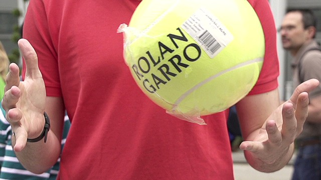 Ever wondered who Roland Garros was?