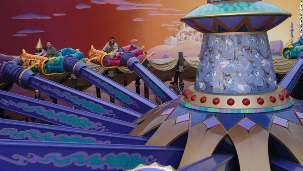 21. Walt Disney Studios Park at Disneyland Paris is just one part of Disney's French empire.