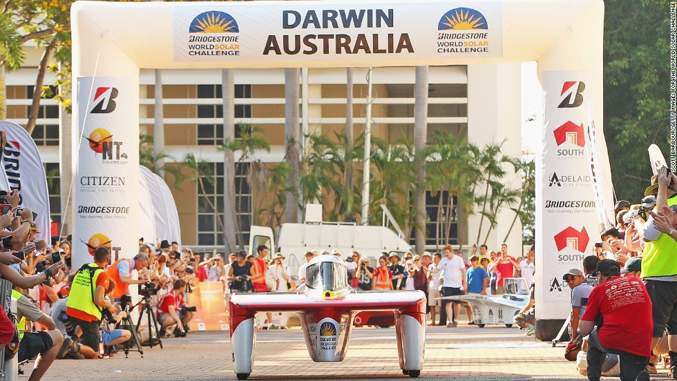 Darwin is often overlooked in favor of Sydney, but should it be? The city's Mindil Beach has some great open-air markets, superb food stalls and live music, and the city hosted the 2013 Bridgestone World Solar Challenge, with teams competing in a 3,000-kilometer solar-powered vehicle race between Darwin and Adelaide.