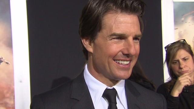 """Tom Cruise Premieres """"Edge of Tomorrow"""""""
