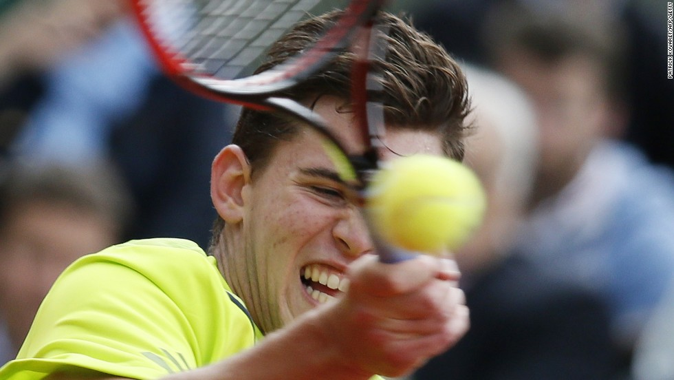 Thiem showed enough quality in his match against Nadal for the world number one to predict the young Austrian can be a future champion.