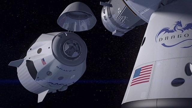 SpaceX unveils new spacecraft