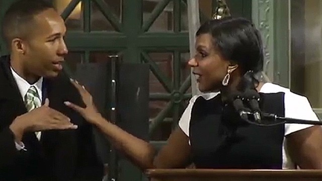 See Mindy Kaling's witty Harvard speech