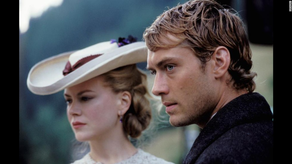"<strong>""Cold Mountain"" (2003)</strong> - Nicole Kidman and Jude Law star in this Civil War romance. (Netflix)"