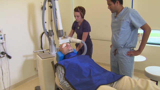 Skin cancer treatment doesn't scar