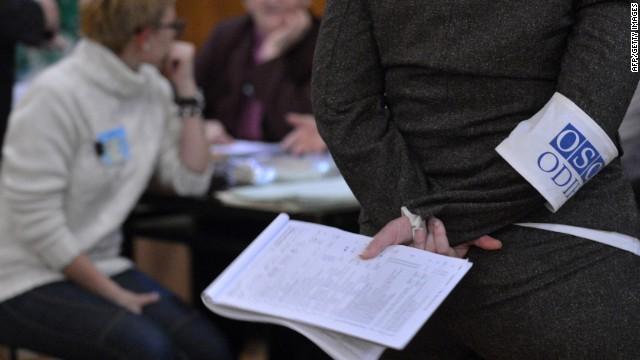 Ukraine: Multiple monitor groups missing