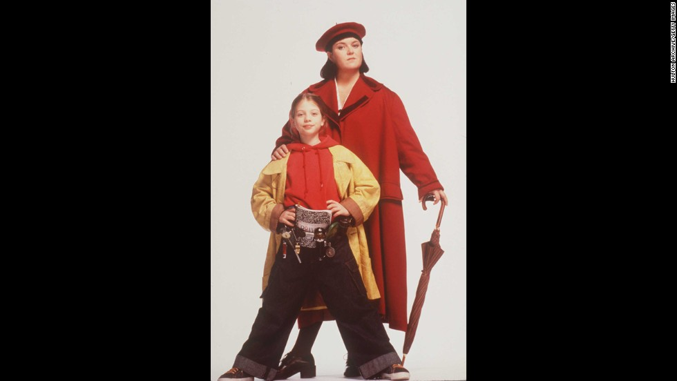 "<strong>""Harriet the Spy"" (1996)</strong> - This beloved children's book was adapted into a movie starring Rosie O'Donnell and Michelle Trachtenberg. It was the first film released by TV network Nickelodeon. (Netflix)"