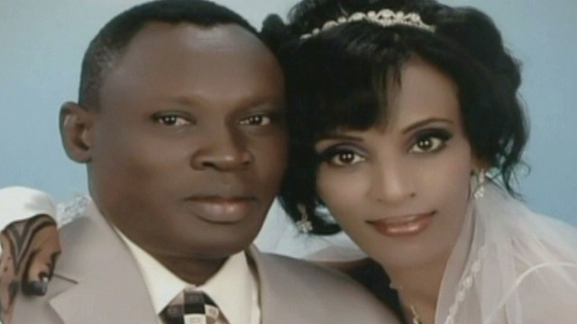 Sudan death row husband