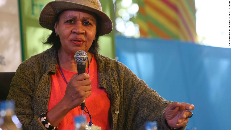 "Born in 1949 as Elaine Richardson on the island of Antigua,<br />the novelist known as Jamaica Kincaid moved to the U.S. as a young woman. She wrote in ""A Small Place"" of life in post-colonial Antigua and has written for publications such as the New Yorker. She is a professor of literature at Claremont-McKenna College."