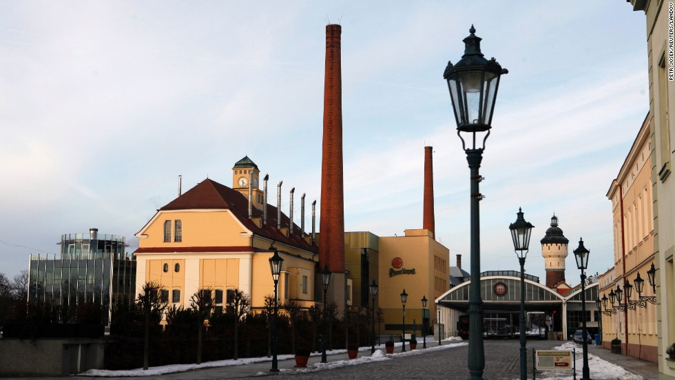 In Plzen, Czech Republic, it's all about the beer. The City is home to the Pilsner Urquell Brewery (shown here). For many, the promise of tasting the amber nectar and the factory tour is enough to make a pilgrimage to our eighth-place country. The city's charms run deeper than a pint glass, however. Underground Plzen is a series of passageways that run underneath the city. Some are thought to have been dug as far back as the 14th century and were either used for beer production or defense.
