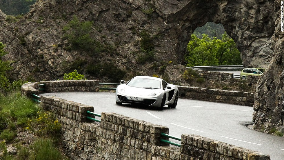 """If you are now reaching for a credit card to book your place, you are probably exactly the type of international jet-setter whom The Run Into Monaco organisers try to attract: """"Our clientele are mainly successful entrepreneurs. They own a supercar but don't have a chance to drive it as much as they would like to,"""" says Chris Welch, who alongside his partner Christo Thompson founded the rally in 2012."""
