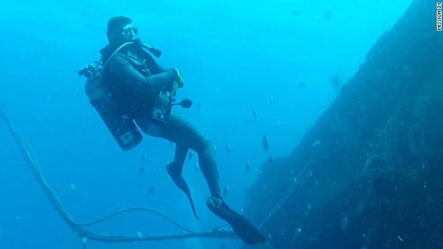 Cousteau's 'Mission 31' dives deep