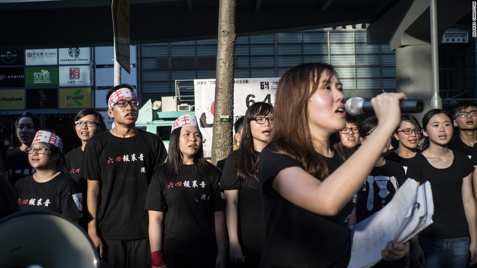 Many Hong Kongers are worried that the city's freedoms are eroding, citing concerns about issues such as press freedom and universal suffrage.