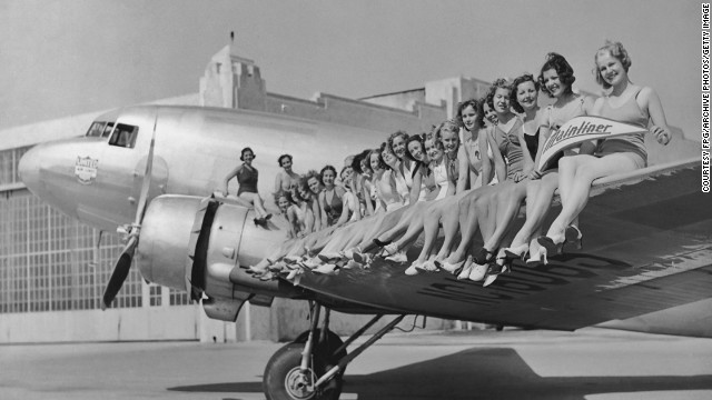 Douglas DC-3: An aircraft that has lasted through the decades.