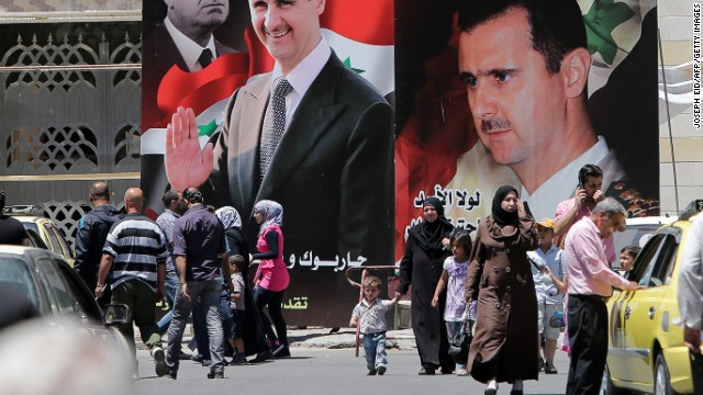 Can war-torn Syria hold fair election?