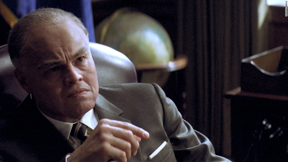 "Leonardo DiCaprio put vanity aside to play J. Edgar Hoover in the 2011 film ""J. Edgar."""