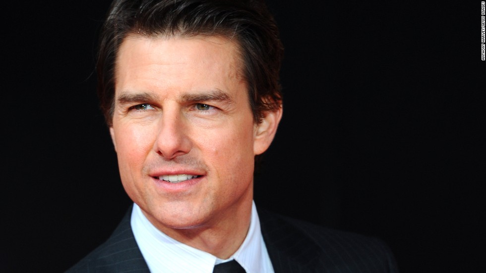 "Cruise was much more handsome at the premiere of ""Edge of Tomorrow"" in May 2014 in London."
