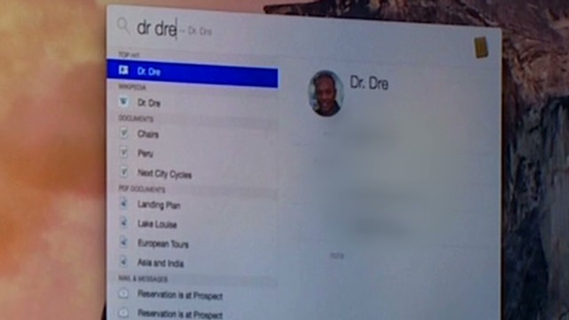 Exec calls Dr. Dre during Apple WWDC