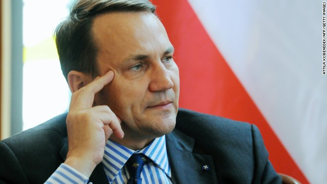 Poland praises U.S. on Ukraine