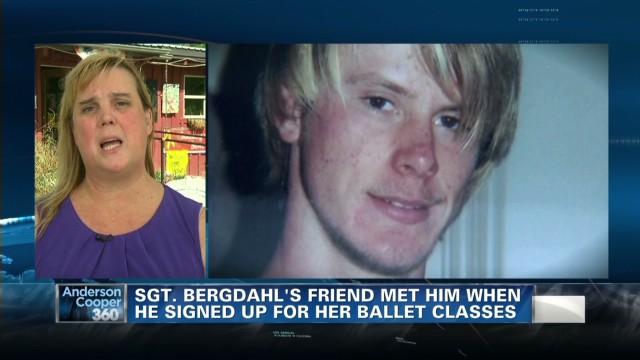 Friend shares memories of Bergdahl