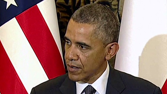 Obama wants 'good relations with Russia'