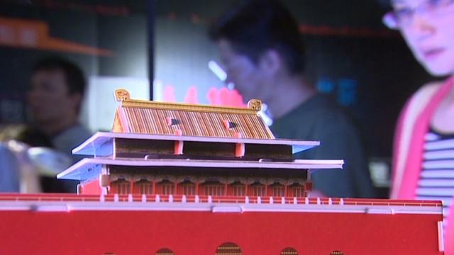 Museum keeps Tiananmen crackdown alive