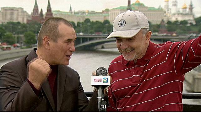 Muscovites predict World Cup winner