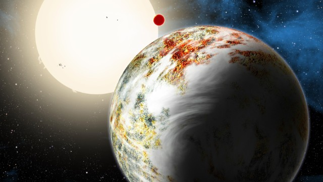 NASA discovers 'Mega-Earth'