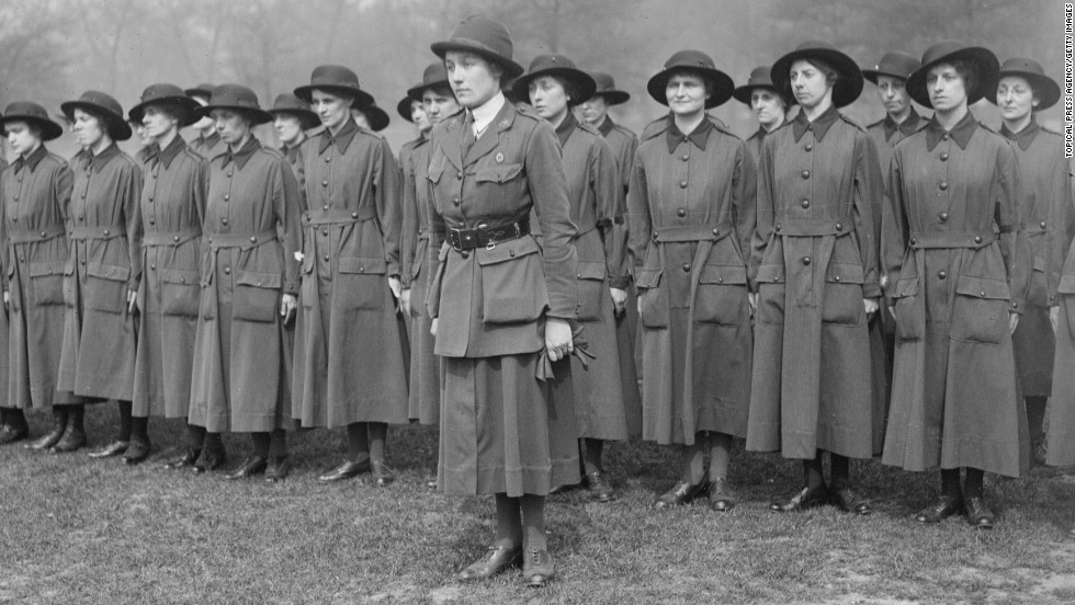 women in america during the second world war