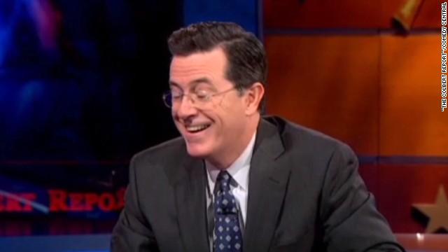 Study: 'Colbert' best teacher of ...